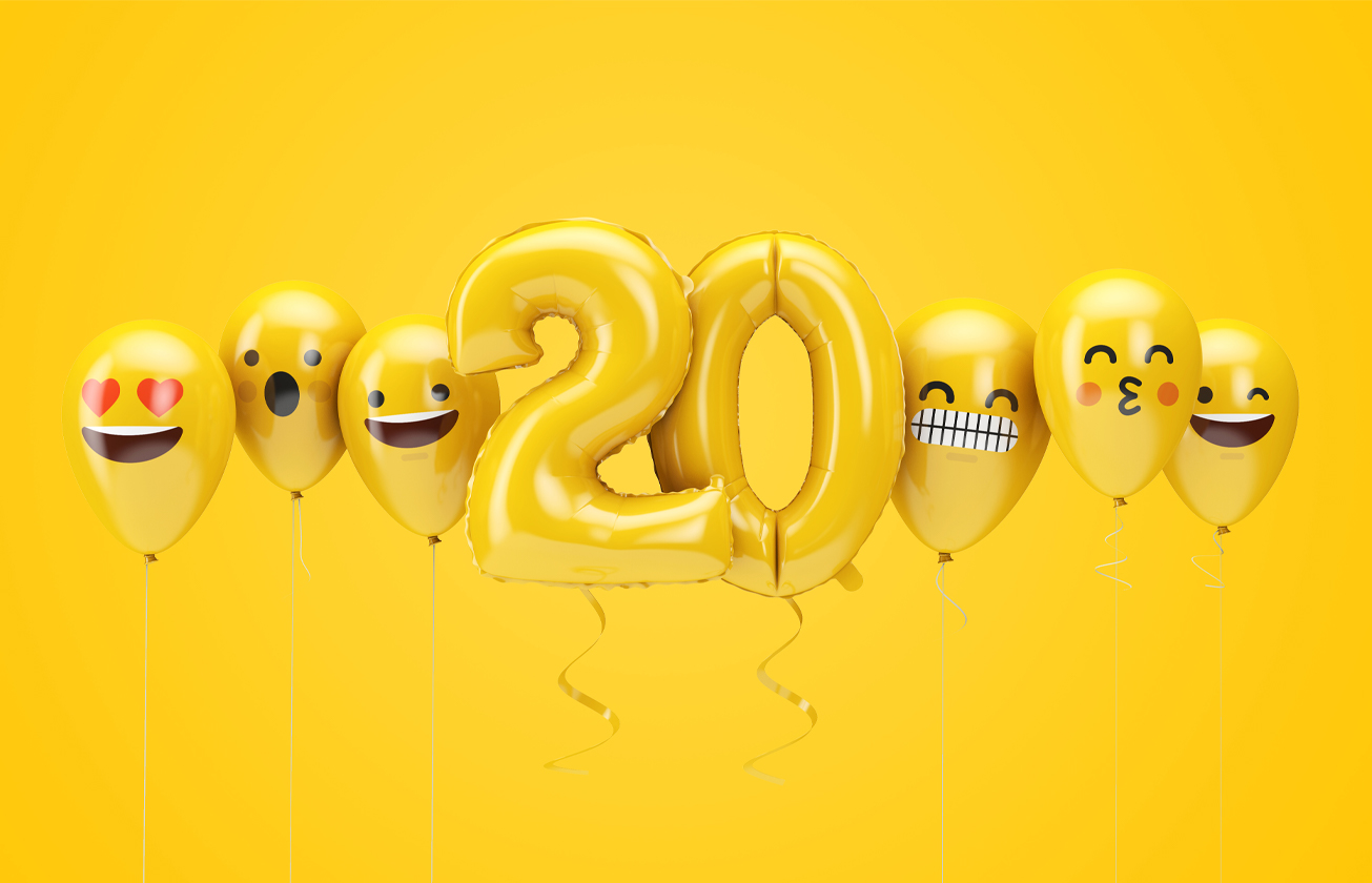 20 years of emoji: The story of a smile which changed the face of marketing