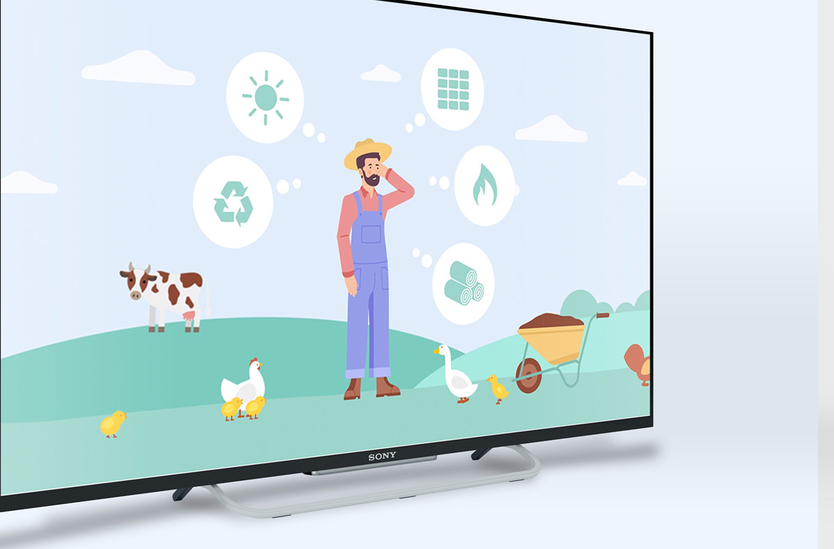 A series of animated videos for the Croatian Ministry of Agriculture